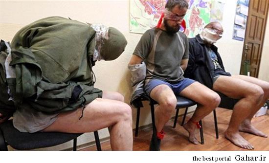 رفتار غیر انسانی با اسرای اوکراینی, جدید 1400 -گهر