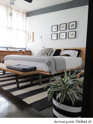 2 اتاق خواب های زیبا مخصوص زوج های عاشق