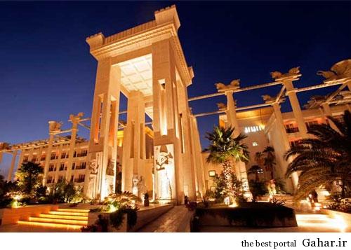 23899 690 گران ترین و مجلل ترین هتل های ایران