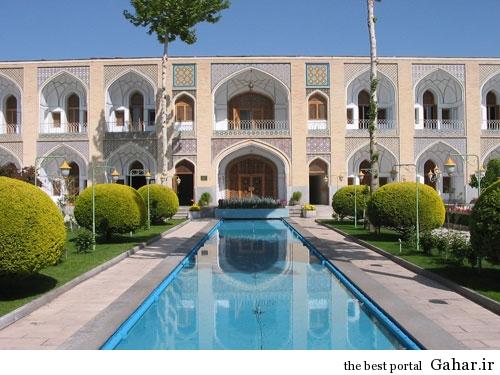 23900 942 گران ترین و مجلل ترین هتل های ایران