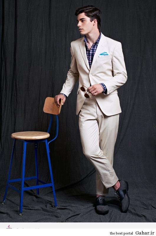 2591 مدل لباس مردانه برند Haspel