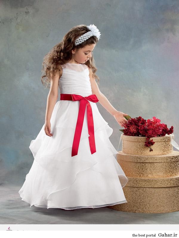 2597 مدل لباس عروسی ، پرنسسی و مجلسی دخترانه