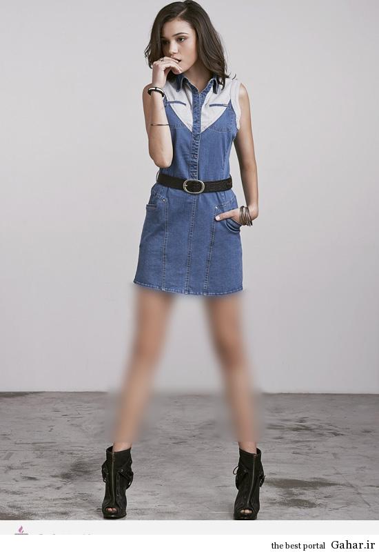 2678 مدل لباس های جین و لی زنانه ی برند Wrangler