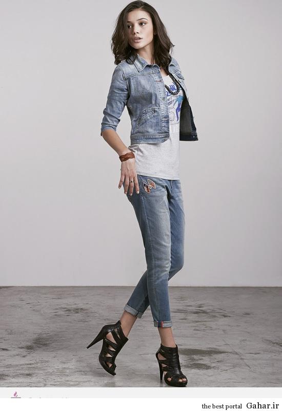 3500 مدل لباس های جین و لی زنانه ی برند Wrangler