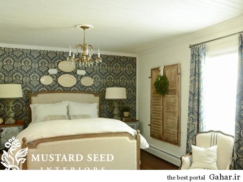 4 اتاق خواب های زیبا مخصوص زوج های عاشق