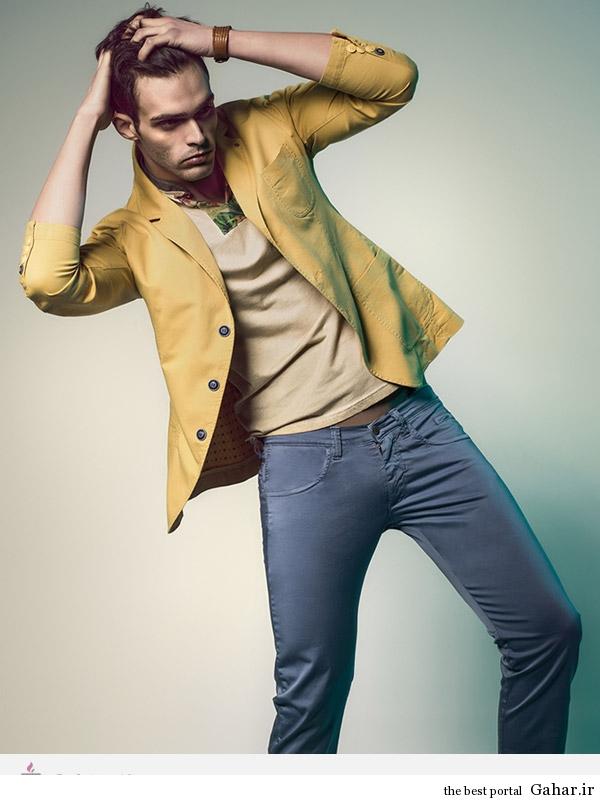 4397 مدل لباس های اسپورت و فشن مردانه ی برند ایتالیایی Reservado