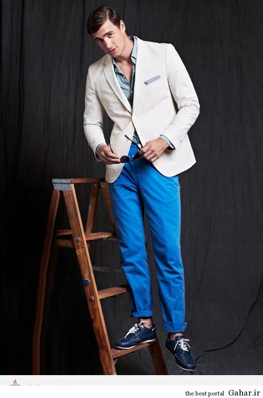 6286 مدل لباس مردانه برند Haspel