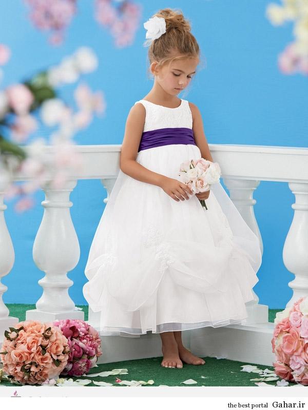 6291 مدل لباس عروسی ، پرنسسی و مجلسی دخترانه