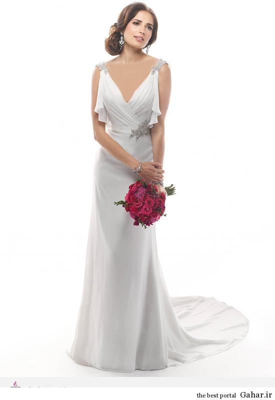 9274 مدل های لباس عروس طراحی شده برند Maggie Sottero