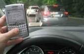 جریمه ارسال پیامک هنگام رانندگی، ۳۰ سال زندان!