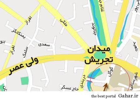 9301 2t843 خیابان گوگل در ایران! / عکس