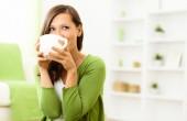کاهش وزن با معجون چای سبز و لیمو