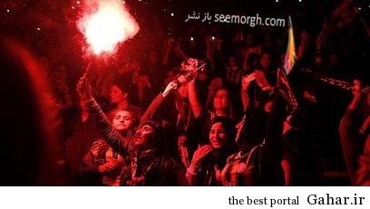 article 2614502 1D6839C300000578 563 634x376 حضور زنان در جشن قهرمانی فنرباغچه