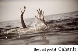 ghargh shodan مرگ دلخراش 2 زن بخاطر غرق شدن در سواحل قشم