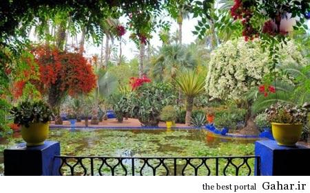 ir2531 7 باغ های زیبای جهان در یک نگاه / عکس