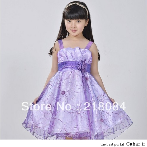 lebas maj bache 3 www.200model.blogfa.com مدل لباس های مجلسی دختربچه ها 93