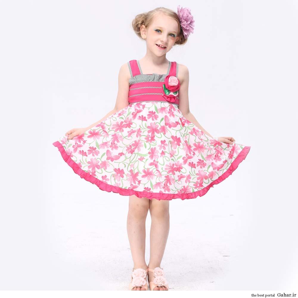 lebas maj bache 7 www.200model.blogfa.com مدل لباس های مجلسی دختربچه ها 93