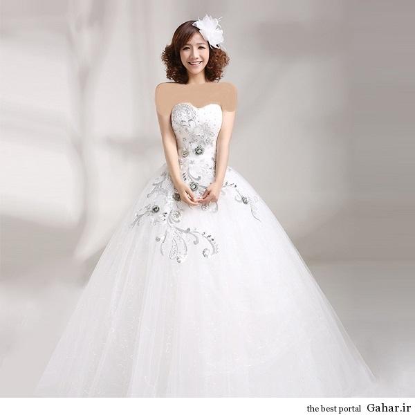 aroos 1 مدل لباس عروس کره ای 93