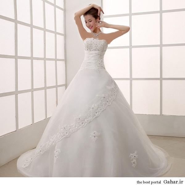 aroos 7 مدل لباس عروس کره ای 93