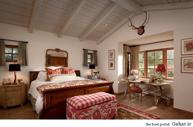 bedroom decoration 18 نمونه های زیبای دکوراسیون اتاق خواب