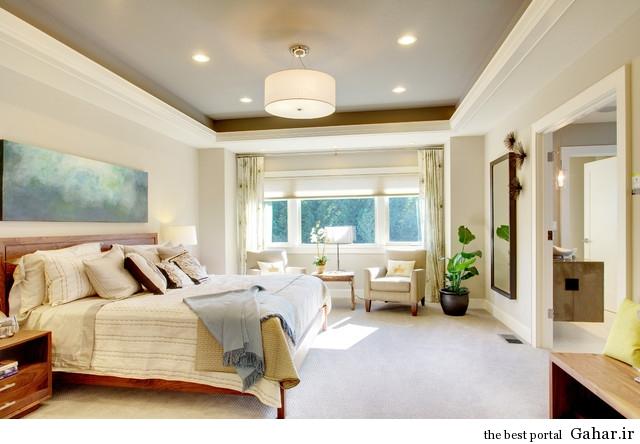 bedroom decoration 20 نمونه های زیبای دکوراسیون اتاق خواب