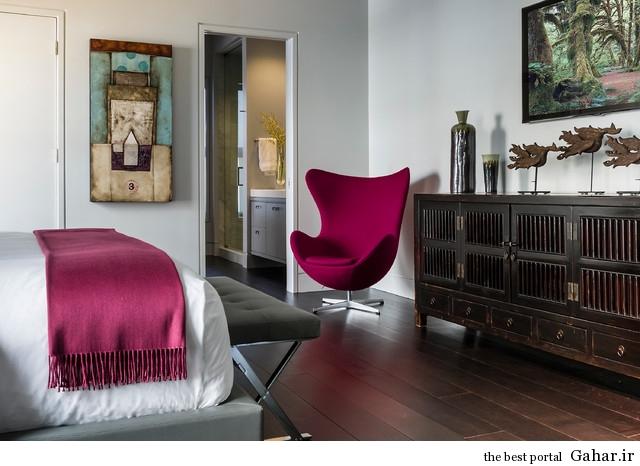 bedroom decoration 8 نمونه های زیبای دکوراسیون اتاق خواب