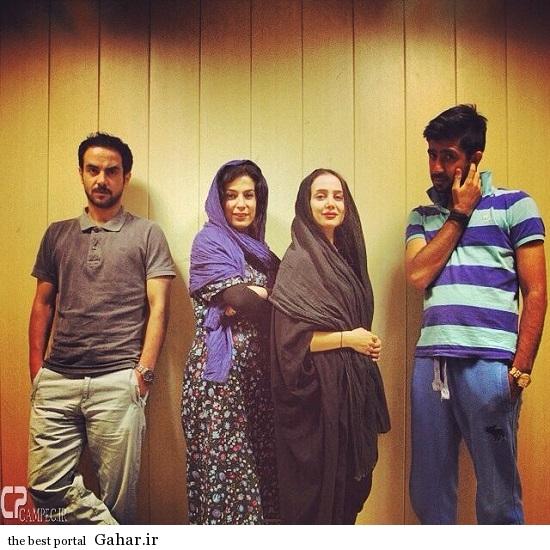 ۴ عکس جدید از الناز حبیبی