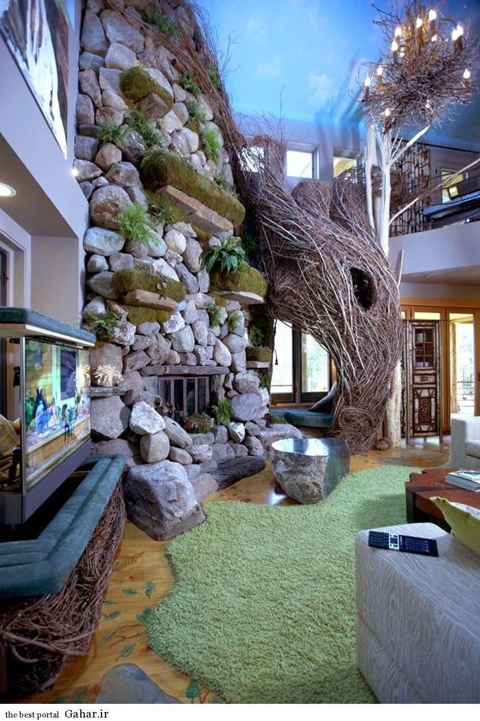 ژورنال دکوراسیون و دیزاین داخلی منزل, جدید 1400 -گهر