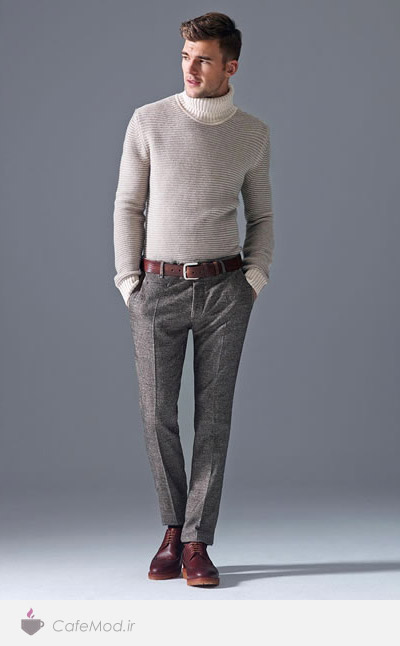مدل لباس مردانه پاییزه Windsor