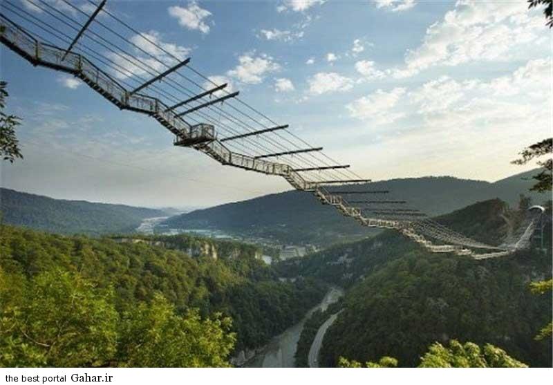 14 11 27 1022321 جالب ترین و وحشتناک ترین پل های دنیا