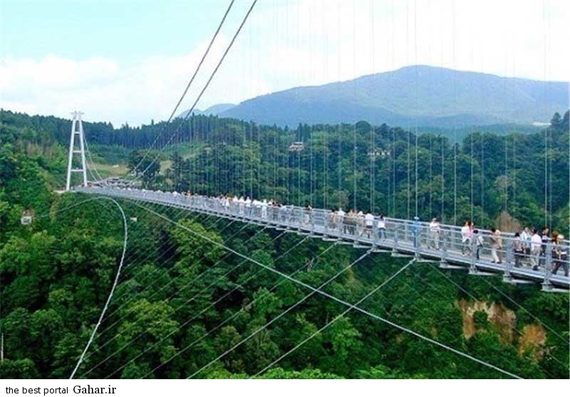 14 11 27 102332 جالب ترین و وحشتناک ترین پل های دنیا