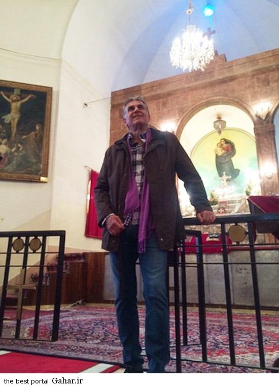 1417004313139 120 تهران گردی کی روش و همسرش / عکس