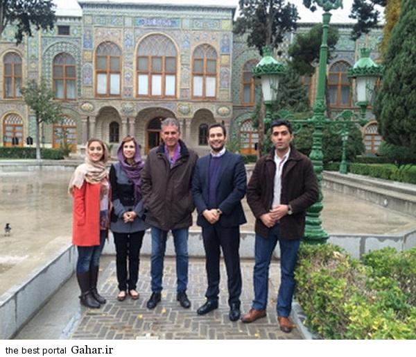 1417004313248 121 تهران گردی کی روش و همسرش / عکس