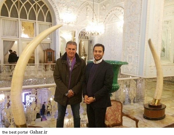 1417004313420 122 تهران گردی کی روش و همسرش / عکس