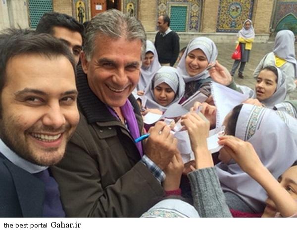 1417004313513 124 تهران گردی کی روش و همسرش / عکس