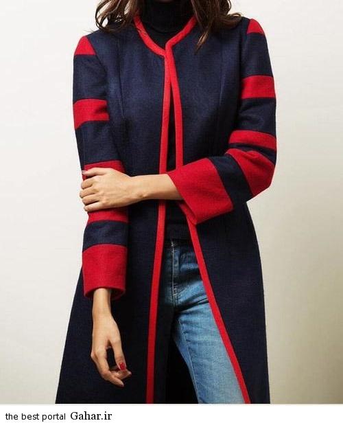 1moda 10 مدل لباس ( مانتو و پالتو ) پاییزی بسیار شیک