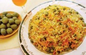 دستور پخت پلو پاکستانی