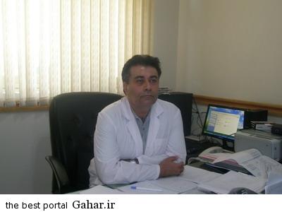 54184 666 اسید پاشی به رئیس بیمارستان در تهران / عکس