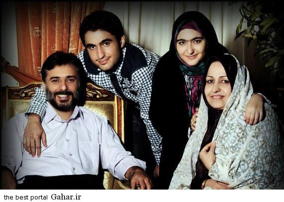 Axe Bazigaran 11 عکس بازیگران ایرانی با همسرانشان در آذر 93