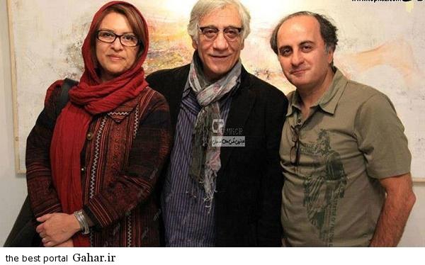 Axe Bazigaran 2 عکس بازیگران ایرانی با همسرانشان در آذر 93