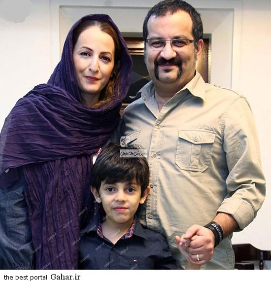 Axe Bazigaran 5 عکس بازیگران ایرانی با همسرانشان در آذر 93