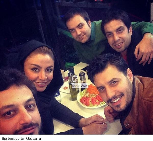 Axe Bazigaran 8 عکس بازیگران ایرانی با همسرانشان در آذر 93