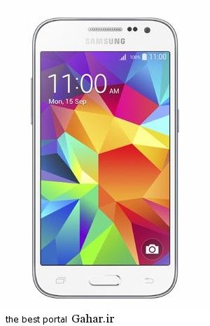 Samsung Galaxy Core Prime مشخصات گوشی جدید سامسونگ Core Prime لو رفت! / عکس