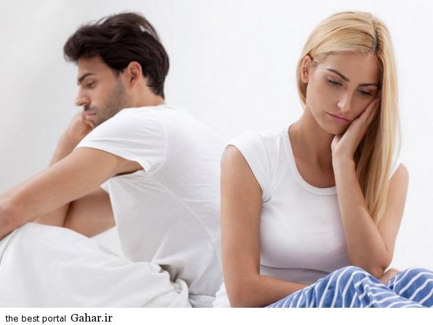 دلایل بی میلی جنسی در زنان, جدید 1400 -گهر