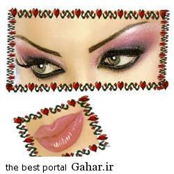 makeup eyebrows نکاتی قابل توجه برای داشتن ابروهای زیبا و جذاب