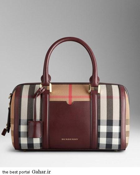 mo16303 جدیدترین مدلهای کیف زنانه برند Burberry