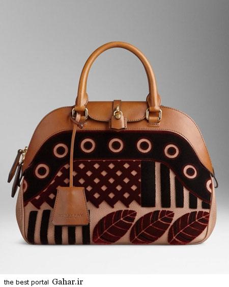 mo16308 جدیدترین مدلهای کیف زنانه برند Burberry