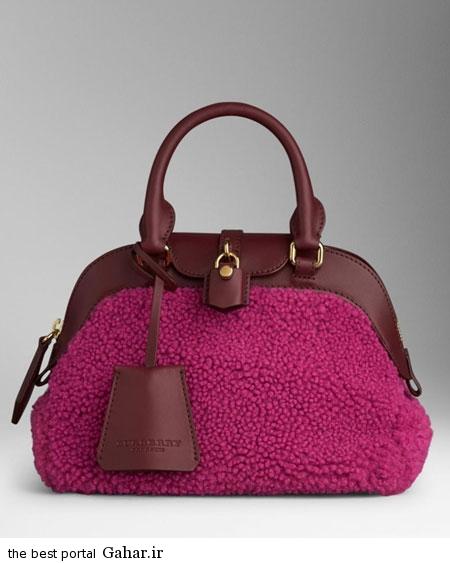 mo16310 جدیدترین مدلهای کیف زنانه برند Burberry