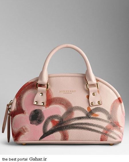 mo16313 جدیدترین مدلهای کیف زنانه برند Burberry