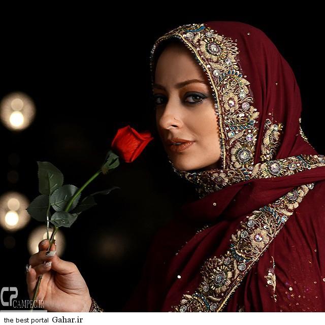 www.Campec.Ir Nafiseh Roshan 264 جدید ترین عکس های نفیسه روشن در آذز 93